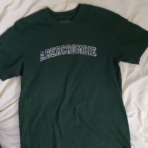 Vintage Abercrombie and Fitch embroidered t shirt